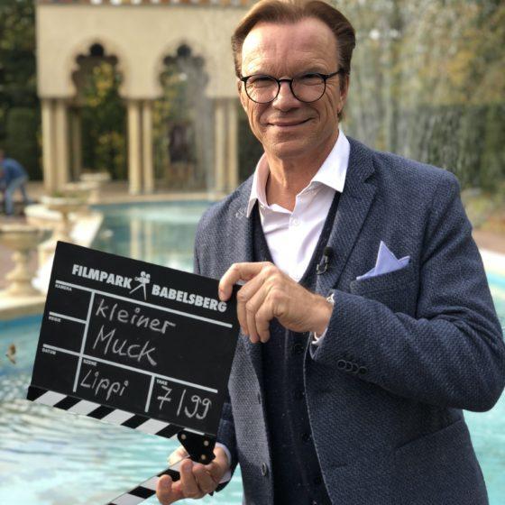 Dreharbeiten Kessel Buntes im Filmpark Babelsberg 2019IMG 1075