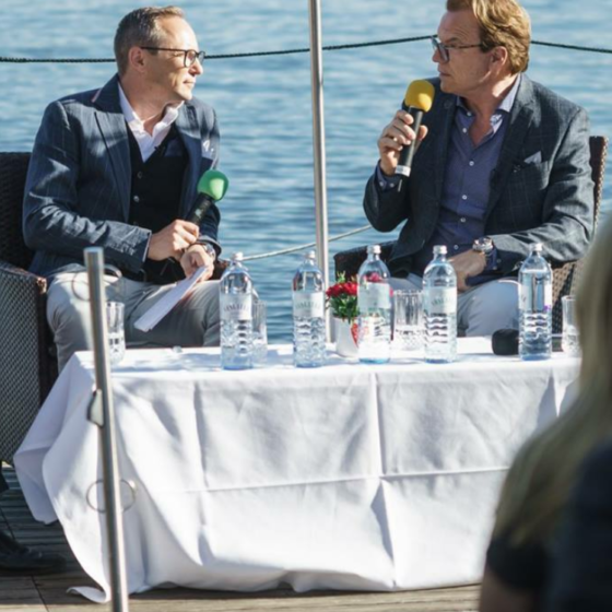 Tv Talk Köpenick Wolfgang Lippert, Mathis Richter